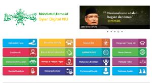 Akhirnya LTN PBNU Rilis Web Layanan Untuk Nahdliyin