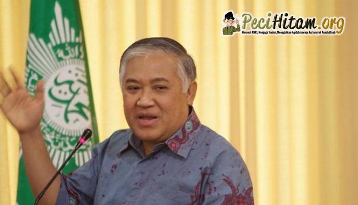 Din Syamsuddin: Muhammadiyah dan NU Ini Kekuatan Besar, Harus Terus Bersatu