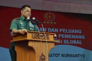 Jenderal Gatot: Banyak Ulama Palsu Pemecah Belah Bangsa