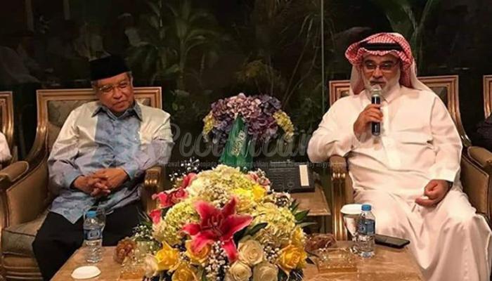 Bersama PBNU, Arab Saudi Akan Menuju Islam Moderat