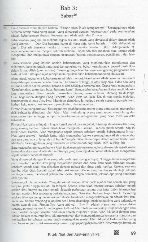 Keterangan tentang judul asli, percetakan dan penterjemah ke bahasa Indonesia