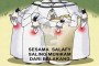 Bingung Memahami Bid'ah, Ulama Wahabi Ini Saling Membid'ahkan