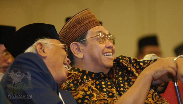 Pengajian Gus Dur Dibubarkan, NU Justru Mendoakan Pemerintah