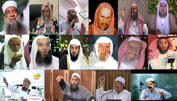 Inilah Ungkapan Salafi Wahabi Yang Banyak Mengandung Tipu Daya