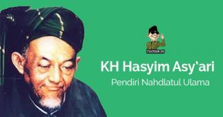 Pandangan KH Hasyim Asy'ari Tentang Salafi Wahabi Dipelintir oleh Minhum