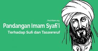 Benarkah Imam Asy-Syafi'i Mencela Sufi Sebagaimana Tuduhan Para Salafi Wahabi?