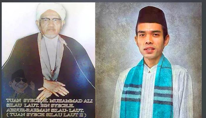 Subhanallah, Dalam Tubuh Ust Abdul Somad Mengalir Darah Ulama Hebat