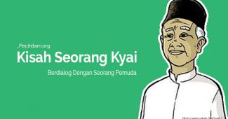 Dialog Kyai NU dan Seorang Pemuda Bercelana Cingkrang