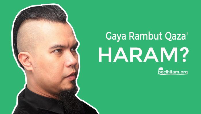 Rambut Qaza' Itu Hukumnya Haram?