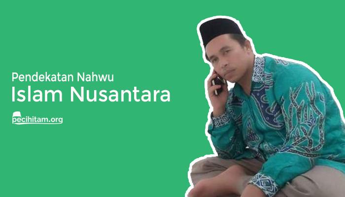 Kaedah Nahwu Islam Nusantara ala Santri Pondok Pesantren As'adiyah Wajo