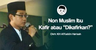 Non Muslim atauKafir