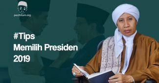 Buya Yahya Tips Memilih Presiden