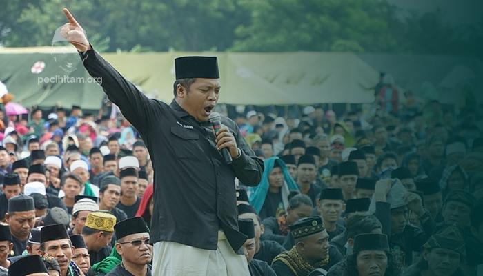 Ketum Pagar Nusa Jangan Main-Main dengan Demokrasi dan NKRI
