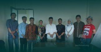 Kembangkan Literasi Islam Nusantara, LTN Nahdlatul Ulama Sulsel Bentuk Tim Kerja