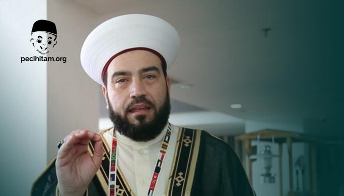 Wakil Mufti Lebanon: Bangsa Indonesia harus bersatu, Jangan Seperti Timur Tengah