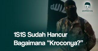Meski ISIS Sudah Hancur, 'Kroco-kroco'-nya Masih Menyebar, Waspadalah!