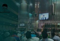 Khatib Masjid Istiqlal: Umat Islam Harus Bersabar Menunggu Hasil Pemilu
