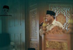 Prabowo Tak Percaya Quick Count