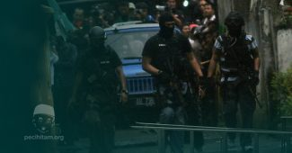 Dua Terduga Teroris di Yogyakarta Ditangkap Densus 88