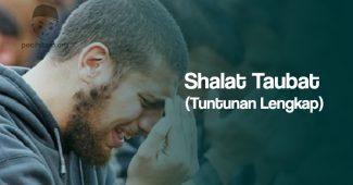Shalat Taubatan Nasuha