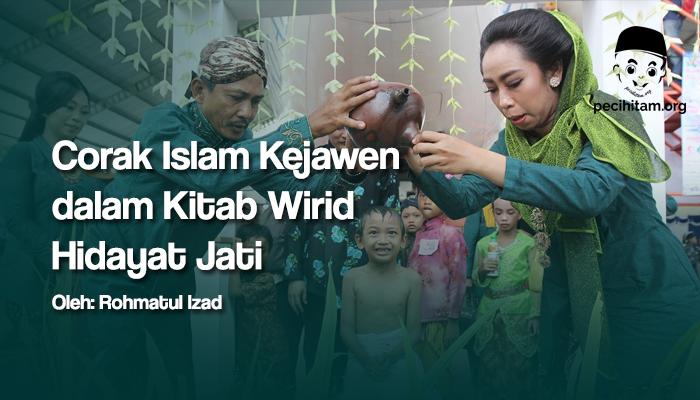 Corak Islam Kejawen dalam Kitab Wirid Hidayat Jati