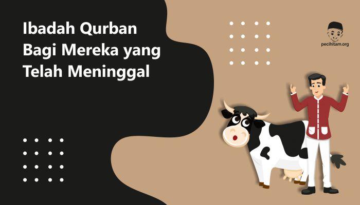 Hukum Qurban Orang yang Sudah Meninggal
