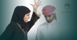 Istri Berkata Kasar pada Suami