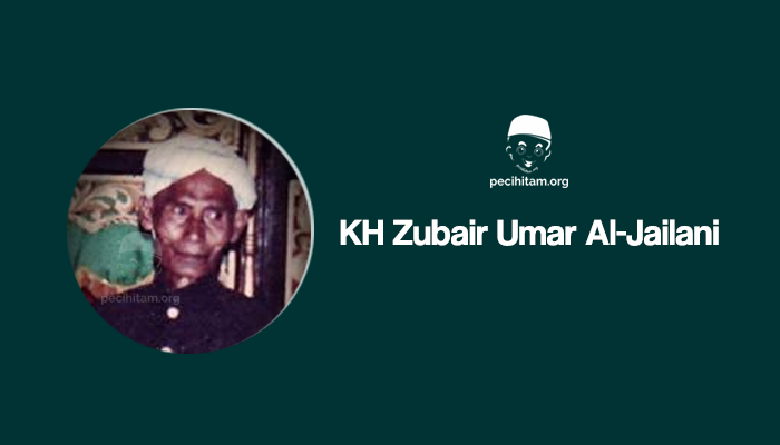 KH Zubair Umar Al-Jailani