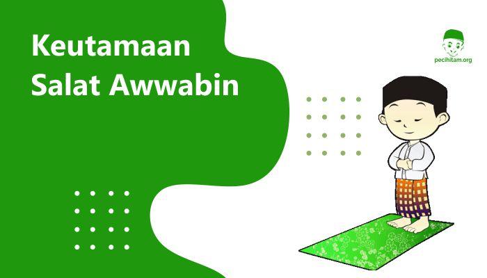 Shalat Awwabin