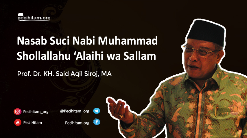 Kyai Said Nasab suci nabi muhammad