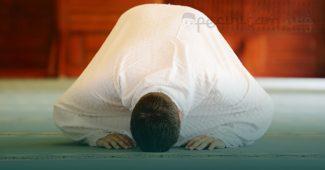 pengertian, hukum, bacaan dan cara sujud sahwi