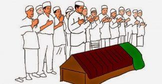 kisah toleransi beragama saat sholat jenazah