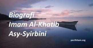 Biografi al Khatib asy Syirbini