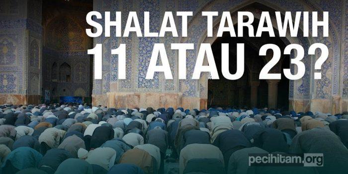 Shalat Tarawih dan Melerai Perbedaan Jumlah Rakaatnya