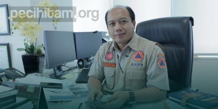 Tirakat Mistis Antarkan Sutopo Purwo Nugroho Jadi Pejabat