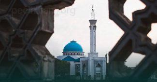 cara menemukan masjid