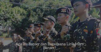Apa Itu Banser dan Bagaimana Lirik Mars Banser?