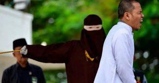 Pembuat Hukum Cambuk Malah Terciduk Berzina dengan Istri Orang