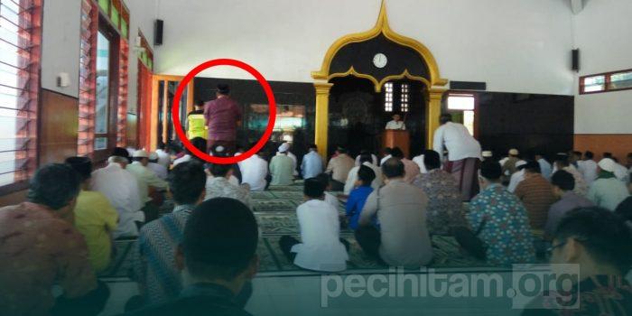 Shalat Tahiyyatul Masjid Saat Adzan dan Khutbah Jum'at Berlangsung