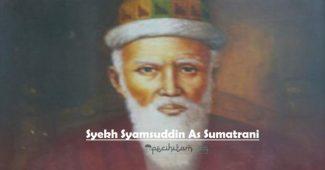 syamsuddin as sumatrani