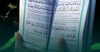 Baca Yasin Malam Jumat adalah Sunnah Nabi yang Memiliki Banyak Keutamaan
