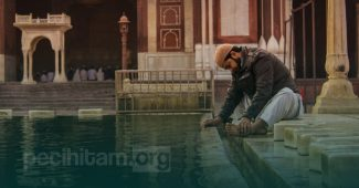 Ukuran Air Dua Qullah yang Dapat Digunakan untuk Bersuci