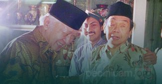 Upaya Gagal Soeharto Menumbangkan Gus Dur Saat Muktamar NU 1994
