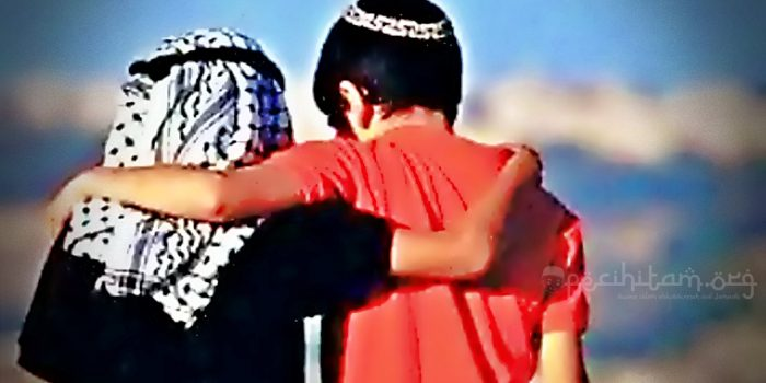 cara menjawabb salam dari non muslim