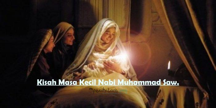 masa kecil nabi muhammad