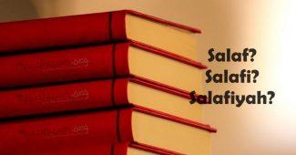 salaf salafi salafiyah