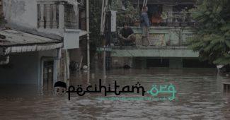 Berwudhu Dengan Air Banjir yang Keruh? Begini Cara Menghukuminya