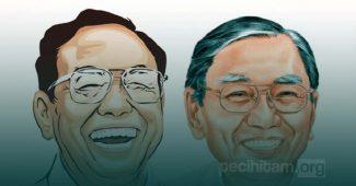 Dari Cak Nur ke Gus Dur, Pengalaman Mengenal Sang Guru Bangsa