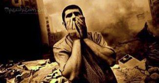 Doa melihat orang tertimpa musibah
