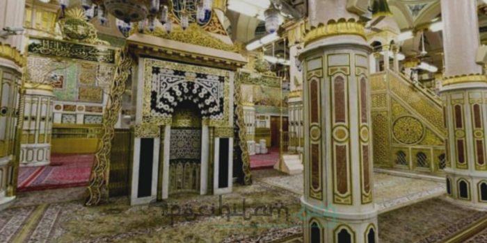 Kisah Tentang Makam Rasulullah, Mulai Rencana Pencurian hingga Kunjungan Bung Karno